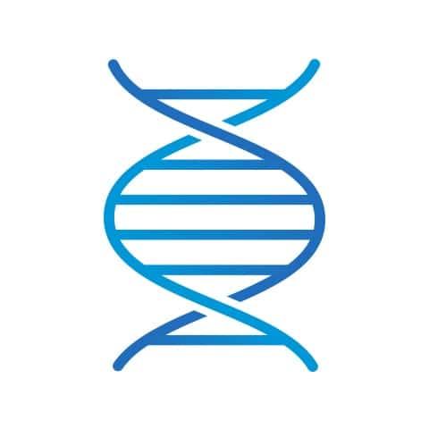 デコム DNA アイコン