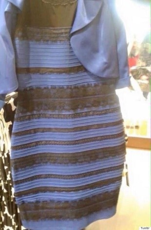 『青と黒』と『白と金色』どっちにみえる?